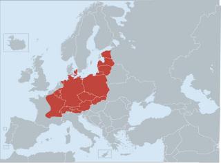 Waar komt vossenlintworm voor in europa